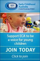 Early Childhood Australia - Membership