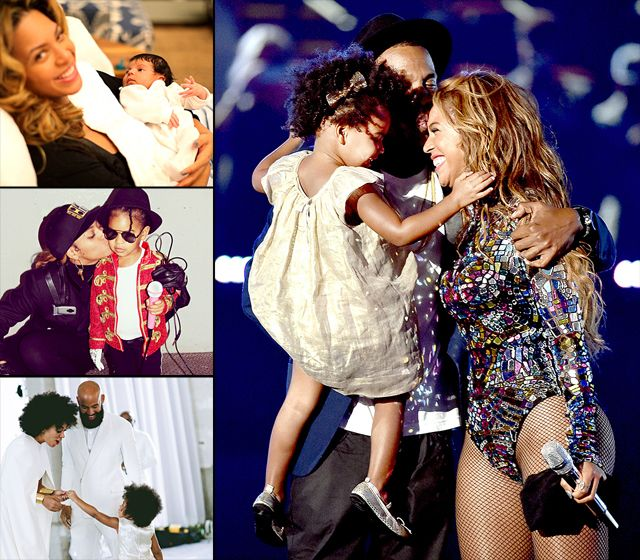Blue Ivy's Hollywood Life
