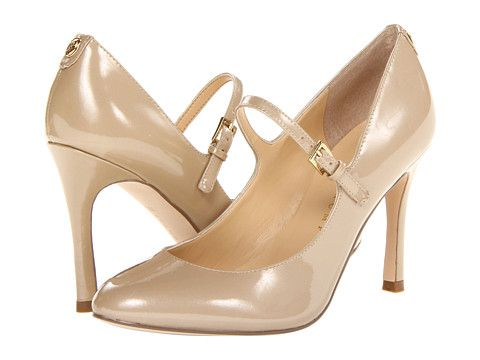 Ivanka Trump Janna Light Natural Patent - Zappos.com Free Shipping BOTH Ways