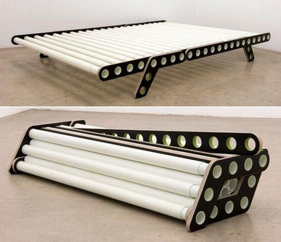 best 25 folding beds ideas on pinterest fold clothes minimalist bed sheets and fold bed sheets - Fold Up Bed Frame