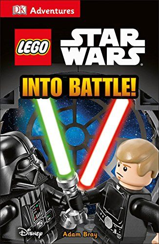 DK Adventures: LEGO Star Wars: Into Battle! @ niftywarehouse.com #NiftyWarehouse #Geek #Products #StarWars #Movies #Film