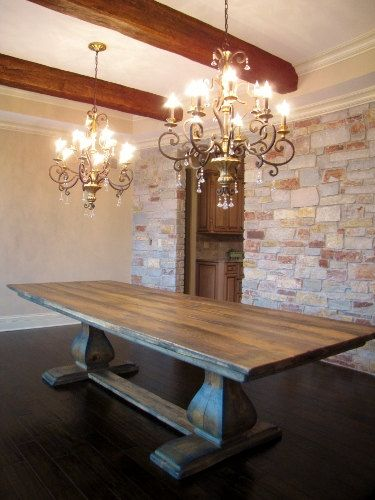 Inspiration Dining Room Table
