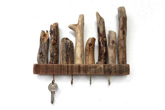 Key Holder  Key Hook  Key Hanger  Key Organizer  Wall by BatLab