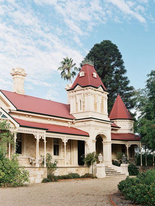 North Bundaleer Homestead, Clare Valley,South Australia, ++