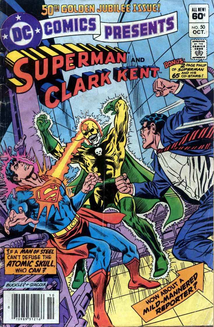 DC Comics Presents Issue #50 - Read DC Comics Presents Issue #50 comic online in high quality