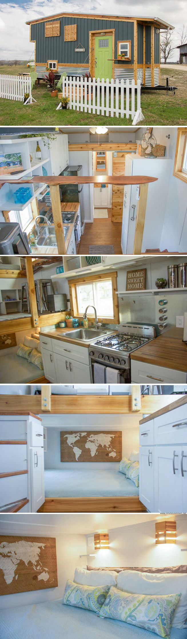 The Homestead by Raw Design Creative (210 sq ft)