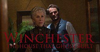 Helen Mirren and Jason Clarke in Winchester (2018)
