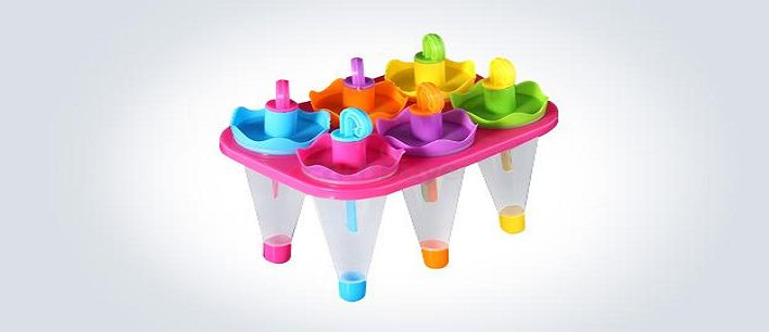 $5 for Umbrella Style Popsicle Mold ($19.99 value)