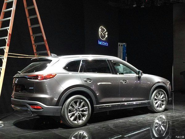 Mazda Is The Featured Model. The Mazda 2017 CX 9 Image Is Added In Car  Pictures Category By The Author On Apr