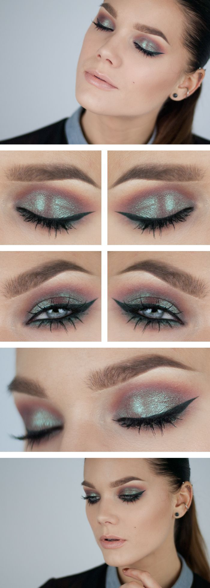 1151 best Make up images on Pinterest | Make up, Makeup and Beauty ...