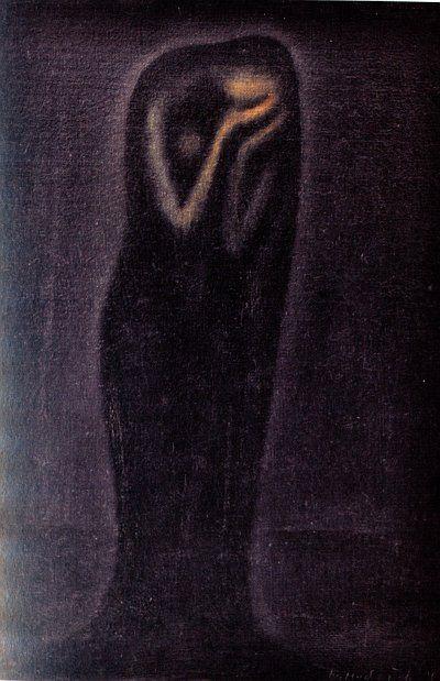 František Hudeček, Femmes de Lidice, 1945