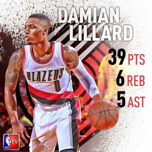 Portland Blazers Worth: 33 Best Images About Damian Lillard On Pinterest