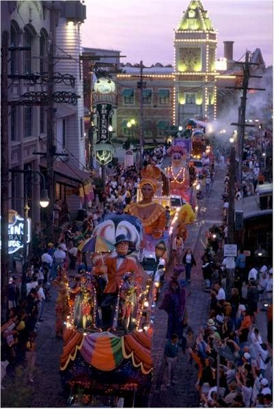 Celebrating Mardi Gras in New Orleans is definitely on my bucket list