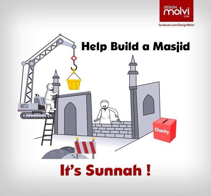 Help build a Masjid