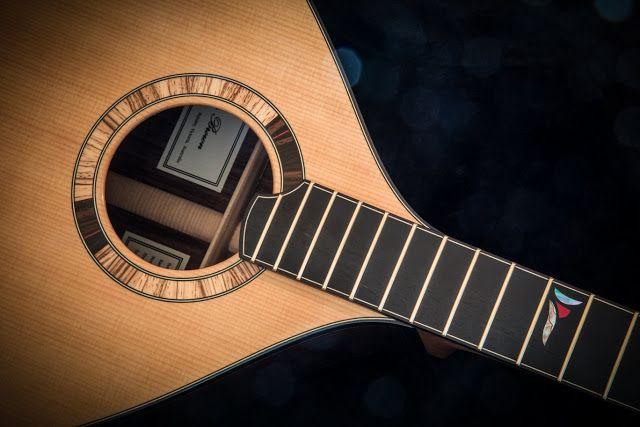 Wood With Strings: Irish Bouzouki - Nearing Completion