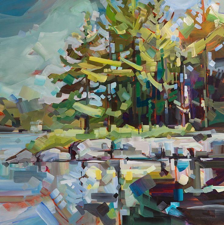 Recent Work | Amy Montgomery - Art
