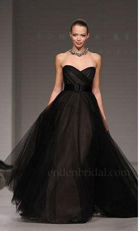 Pinterest Black Wedding Dress