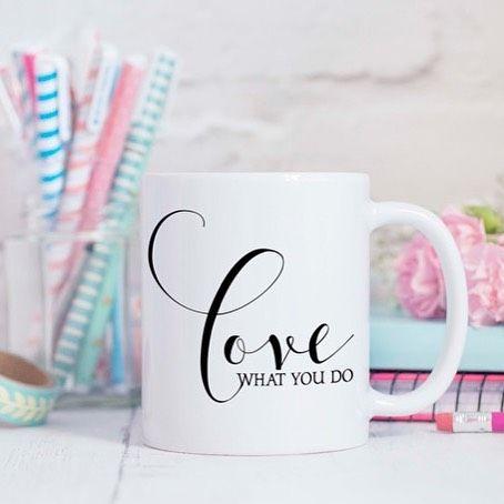 Love what you do❤️ #sloktepo #motivacni #hrnky #miluji #kafe #love #lovewhatyoudo #coffee #cups #mugs #porcelain #inspiration #instagood #positiveenergy #lovemylife #lovemyself #mylove #believeinyourself #yoga #novinka #nakupy #czechgirl #czechboy #czech #praha