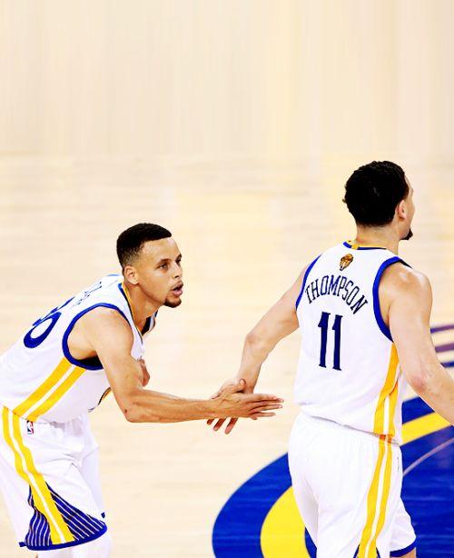 m-essi: Splash Brothers NBA Finals Game 1