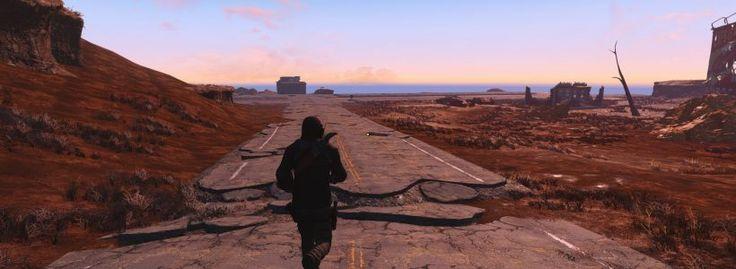 Fallout 4: New Vegas Mod – Gameplay and Screenshots
