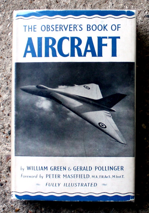 Observer S Books No 11 The Observers Book Of Airplanes