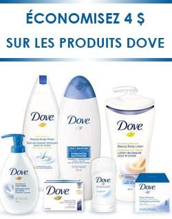 Économisez sur les produits Dove. http://rienquedugratuit.ca/coupons/produits-dove/