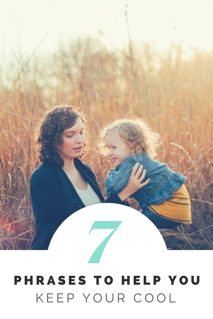 Phrases that help you correct your child without losing your temper. Discipline   discipline kids   parenting   #discipline #parenting