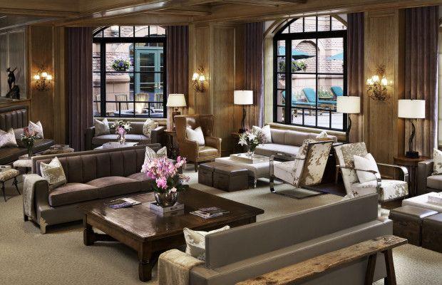 Aspen Luxury Resort Hotel, The St. Regis Aspen Resort