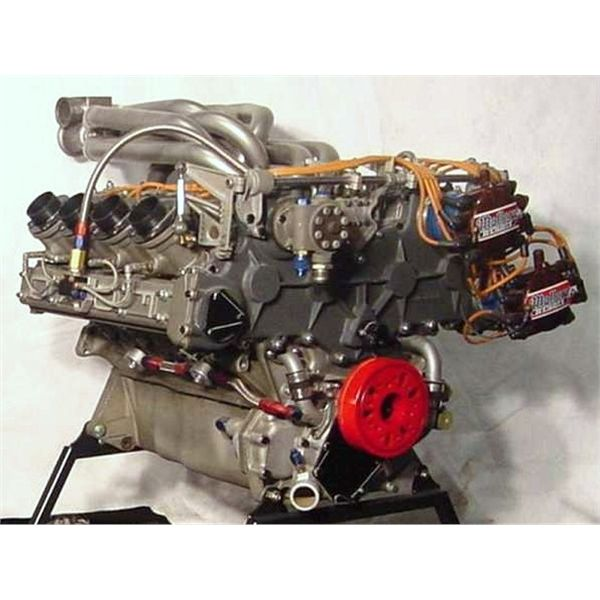 Ford Cosworth Indy V-8 - Museum of American Speed  sc 1 st  Pinterest & 414 best engines images on Pinterest | Performance engines Race ... markmcfarlin.com