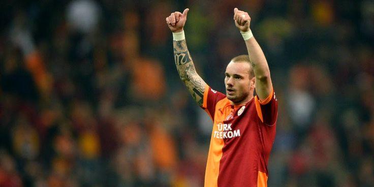 Chelsea Ingin Datangkan Sneijder - Duygun Yarsuvat, Ceo dari Galatasaray, menyebutkan bahwa bursa transfer musim depan Chelsea ingin coba membawa gelandang mereka Wesley Sneijder ke Stamford Bridge.