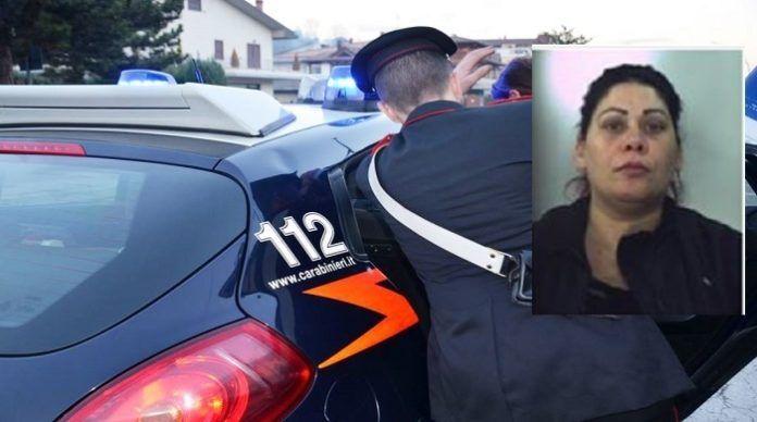 Blitz dell'Arma torna in carcere la Tessitore a cura di Redazione - http://www.vivicasagiove.it/notizie/blitz-dellarma-torna-carcere-la-tessitore/