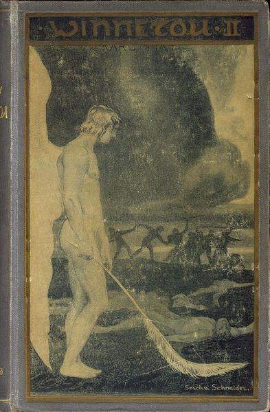 Fehsenfeld Verlag. Karl May. Abenteuerliteratur. Sascha Schneider. Welt der Fahrten und Abenteuer.