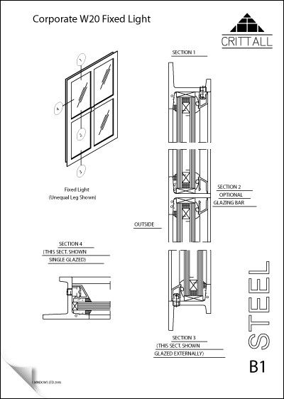 Repair Your Existing Crittall Windows And Doors Details
