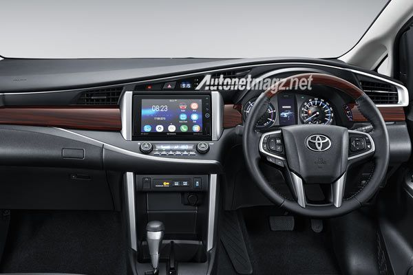 foto interior all new toyota kijang innova