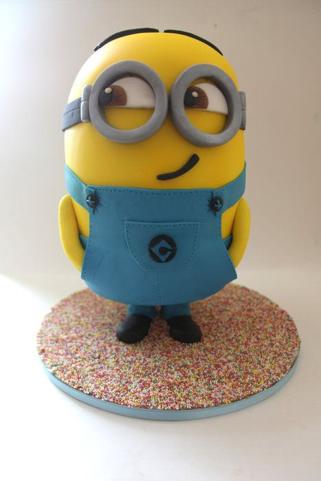 31 best minions images on Pinterest Minion cakes Minion party
