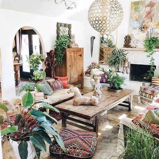 Living Room Ideas Bohemian RoomsBohemian