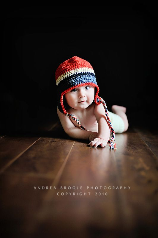 9 month photo idea