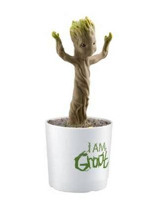 Dancing Groot figure http://geekandhip.com/product/dancing-groot-figure/