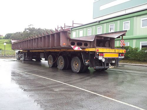 Manufacturing for Zamakona Shipyards - transporting Block