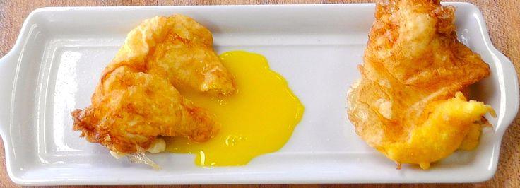 How to Deep Fried Eggs - Breakfast Eggs - Poached Deep Fried Eggs - Deep...
