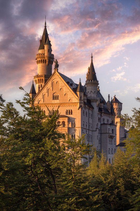 Fairy Castle (Germany) by Sebastian Tontsch    Website