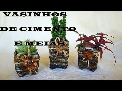 DIY, VASINHOS SUPER NOVIDADES (MACETINAS SUPER NOVEDAD) - YouTube