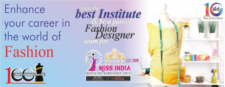 Best Institute of Fashion & Designing in India  Get a chance to be the part of Miss India 2015. 100% Placement. Call Now - 09803329989  www.iifd.in  #fashion #design #professional #courses #study #india #indian #institute #of #fashion #iifd.in #best #chandigarh #designing #admission #open #now #create #imagine #fashion #law #diploma #degree #masters #fun #learning #jobs #costume #missindia #education #partner #designing #top #institute #in #chandigarh