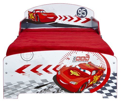 Worlds Apart 499CAP Disney Cars Kinderbett Siehe mehr unter http://www.woonio.de/p/worlds-apart-499cap-disney-cars-kinderbett/