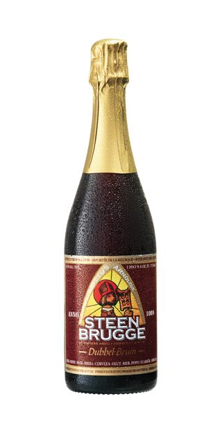 Master beers STEENBRUGGE DUBBEL BRUIN, PALM Belgian Craft Brewers