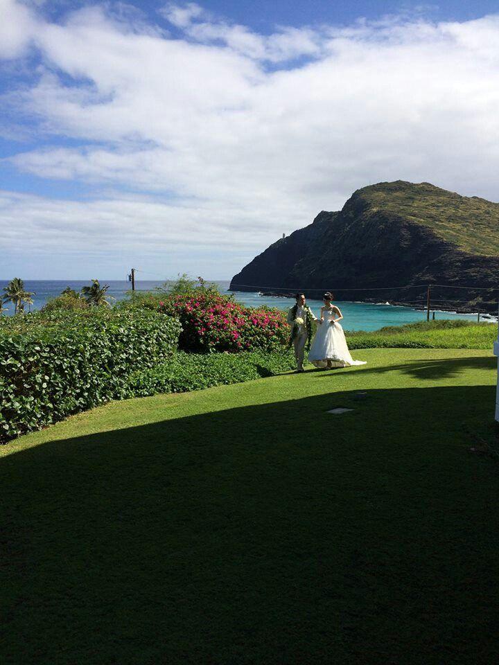 Hawaii wedding 2014*1*25