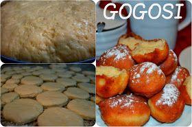 La cocina de Mika: GOGOSI (BUÑUELOS RUMANOS)