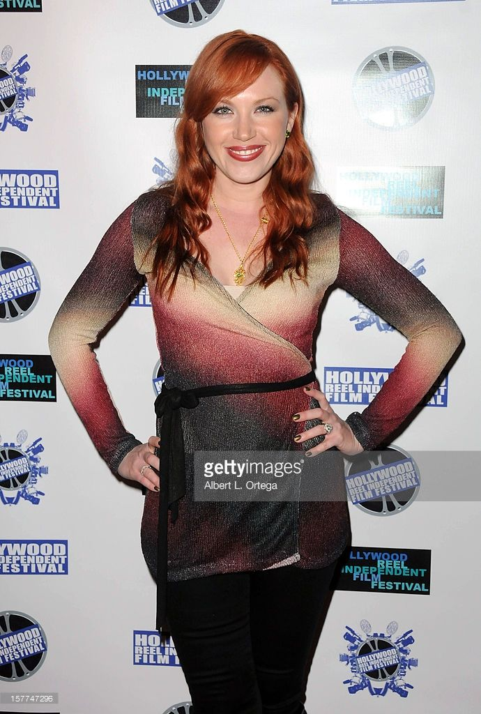 Actress Adrienne Frantz attends the The 9th Annual Hollywood Reel Independent Film Festival held at The New Beverly Theater on December 5, 2012 in Los Angeles, California.