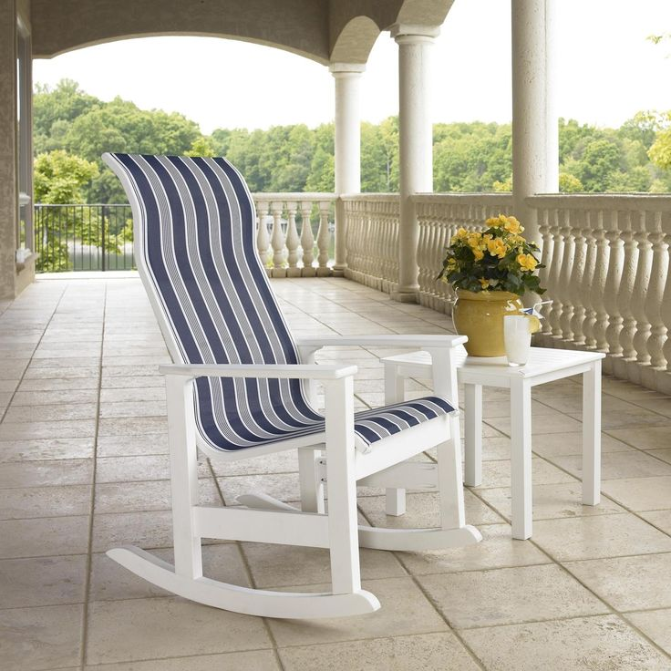 15 best sling patio furniture images on pinterest decks outdoor