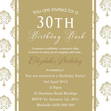 14 best 60th Birthday Invitation Ideas images on Pinterest 60th